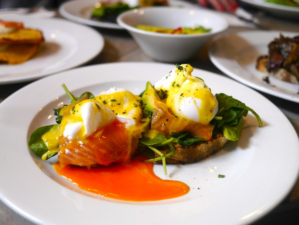 The Eggs Benedicts of London - Breakfast London