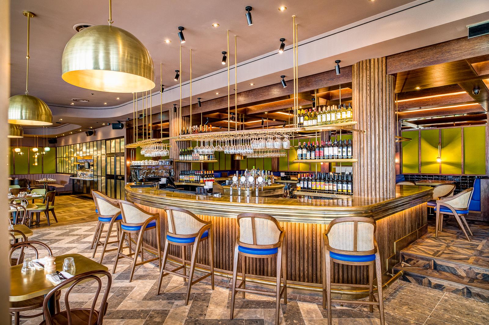 New London Breakfast Restaurants