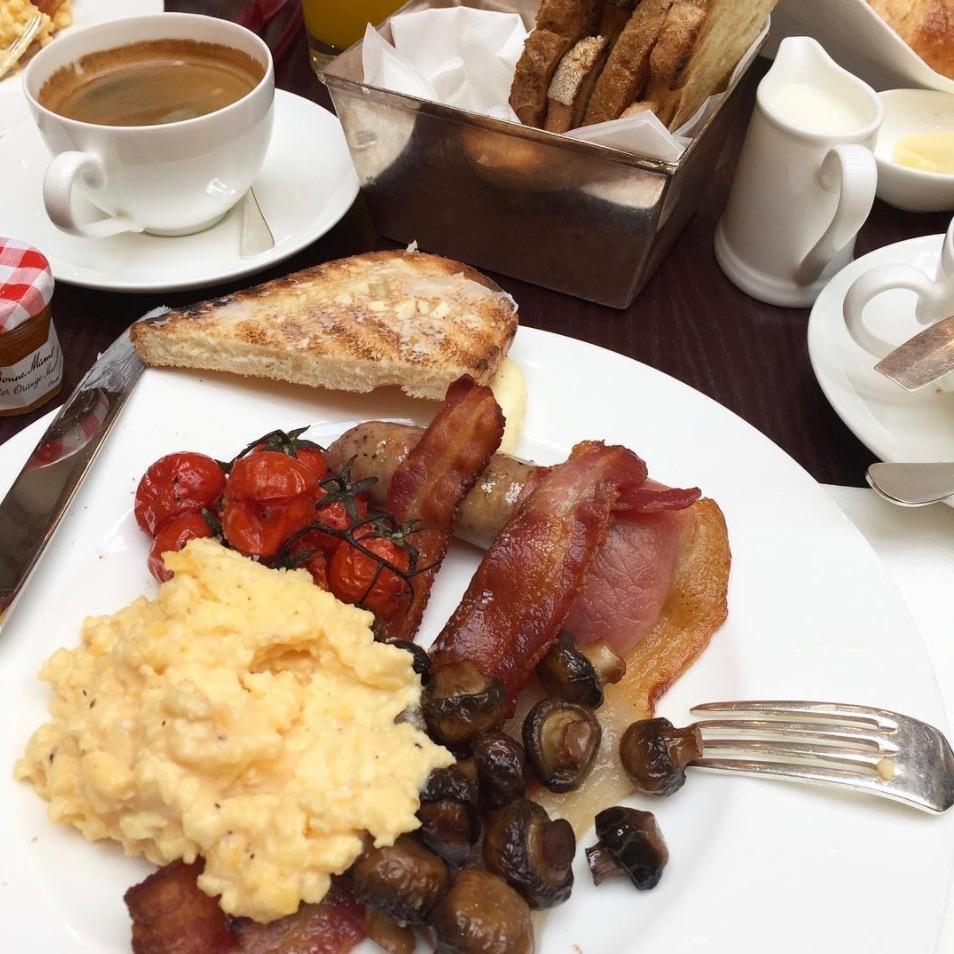Royal Exchange Grand Cafe Menu