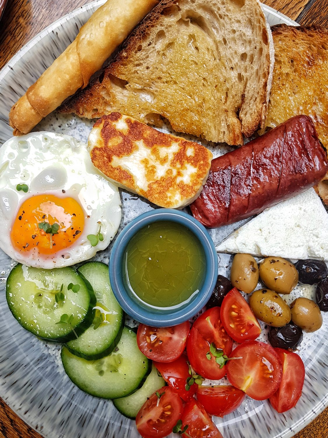 Full Turkish Breakfast